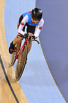 LONDON, ENGLAND 30/08/2012 - Marie-Claude Molnar competes at the Women's Individual Pursuit Bronze Medal race during the London 2012 Paralympic Games at the Velodrome. (Photo: Phillip MacCallum/Canadian Paralympic Committee)