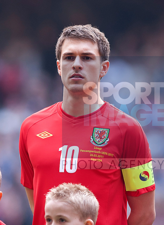 Aaron Ramsey of Wales
