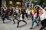 Warm-Up - Bloomberg Square Mile Relay Tokyo 2017