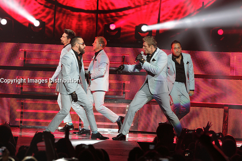 2013 File Photo - Backstreetboys