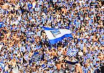 12.05.2018, OLympiastadion, Berlin, GER, 1.FBL, Hertha BSC VS. RB Leipzig, im Bild <br /> Hertha-BSC-Fans<br /> <br /> <br />       <br /> Foto &copy; nordphoto / Engler