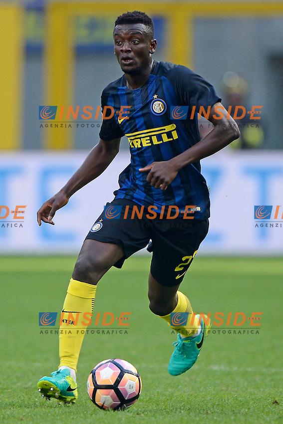Assane Gnoukouri Inter<br /> Milano 25-09-2016 Stadio Giuseppe Meazza - Football Calcio Serie A Inter - Bologna. Foto Giuseppe Celeste / Insidefoto