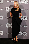 Actress Belen Rueda, dressed in Dior, posses during the GQ Awards ceremony photocall at Palace Hotel in Madrid, Spain. November 18, 2013. (ALTERPHOTOS/Victor Blanco)