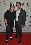 CORAL GABLES, FL - FEBRUARY 28: Producer / Director Brett Ratner and Victor Barroso attend the Miami Premiere of RatPac Documentary Films One Day Since Yesterday: Peter Bogdanovich and the Lost American Film' followed by Q&A at Miracle Theater inside the Actors Playhouse on February 28, 2017 in Coral Gables, Florida. ( Photo by Johnny Louis / jlnphotography.com )