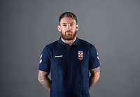 Picture by Allan McKenzie/SWpix.com - 24/04/2018 - Rugby League - RFL EPS Headshots - Village Hotels, Bury, England - Daryl Clark.