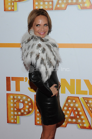 New York,NY-October 9: Kristin Chenoweth  attends 'It's Only A Play' Broadway Opening Night - Arrivals And Curtain Call at Gerald Schoenfeld Theatre in New York City on October 9, 2014. Credit: John Palmer/MediaPunch