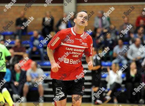 2013-09-13 / Futsal / seizoen 2013-2014 / Lier / Damien Cabo<br /><br />Foto: Mpics.be