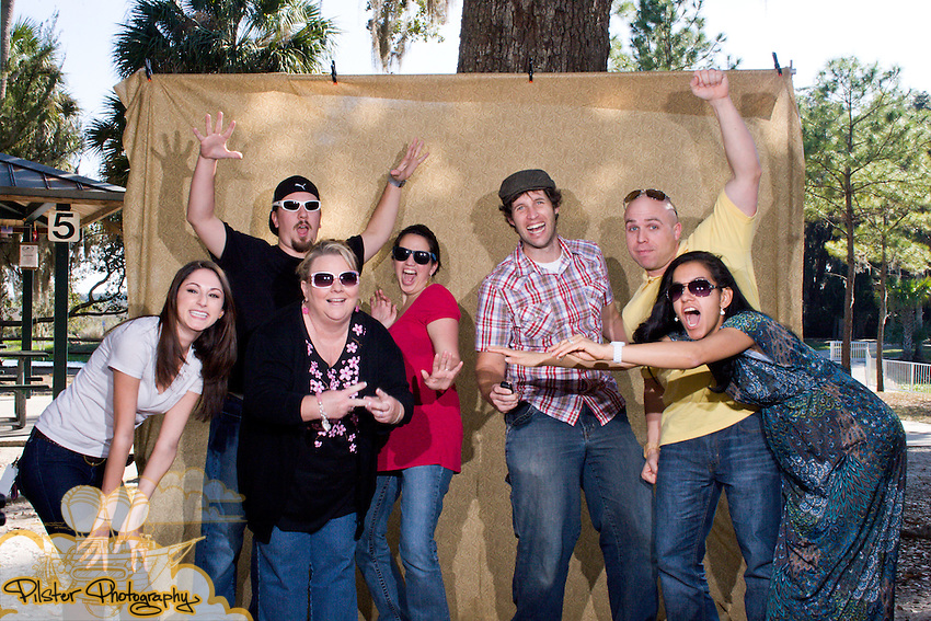 During the Pilster Photography customer appreciation bbq on Sunday, January 29, 2012,  at Gemini Springs Park in DeBary, Florida  (Chad Pilster of http://www.PilsterPhotography.net)