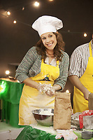 A Cookie Cutter Christmas (2014)<br /> Erin Krakow<br /> *Filmstill - Editorial Use Only*<br /> CAP/KFS<br /> Image supplied by Capital Pictures