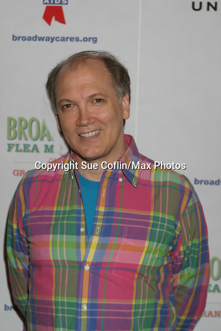 "One Life To Live Charles Busch ""Peg"" at The 26th Annual Broadway Flea Market and Grand Auction to benefit Broadway Cares/Equity Fights Aids on September 23, 2012 in Shubert Alley and Times Square, New York City, New York.  (Photo by Sue Coflin/Max Photos)"