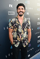 "LOS ANGELES, CA - APRIL 2: Felipe Valle Costa attends the season two premiere of FX's ""Legion"" at the DGA Theater on April 2, 2018 in Los Angeles, California. (Photo by Frank Micelotta/FX/PictureGroup)"