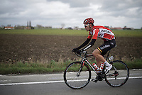 Tiesj Benoot (BEL/Lotto-Soudal)<br /> <br /> 78th Gent - Wevelgem in Flanders Fields (1.UWT)