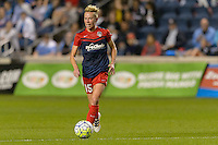 Chicago, IL - Saturday Sept. 24, 2016: Joanna Lohman during a regular season National Women's Soccer League (NWSL) match between the Chicago Red Stars and the Washington Spirit at Toyota Park.