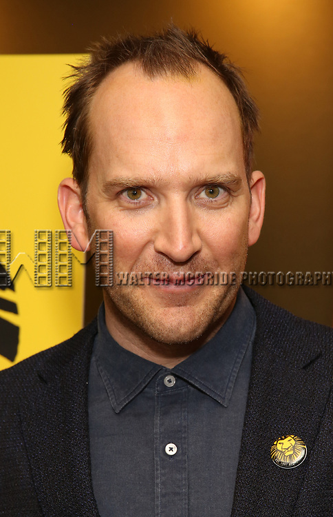 """Stephen Carlile attends the Broadway screening of the Motion Picture Release of """"The Lion King"""" at AMC Empire 25 on July 15, 2019 in New York City."""