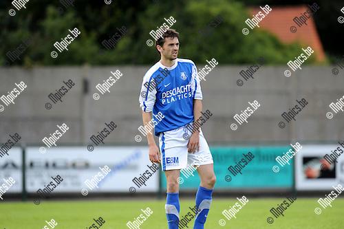 2012-07-21 / Voetbal / seizoen 2012-2013 / KV Vosselaar / Gert Martens..Foto: Mpics.be