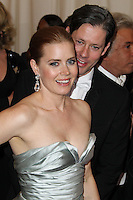 "NEW YORK CITY, NY, USA - MAY 05: Amy Adams, Darren Gallo at the ""Charles James: Beyond Fashion"" Costume Institute Gala held at the Metropolitan Museum of Art on May 5, 2014 in New York City, New York, United States. (Photo by Xavier Collin/Celebrity Monitor)"