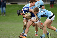 20170520 College Rugby - St Pat's Wellington v Napier Boys' High School