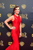 BURBANK - APR 26: Jen Lilley at the 42nd Daytime Emmy Awards Gala at Warner Bros. Studio on April 26, 2015 in Burbank, California