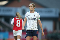 Sophie Bradley-Auckland of Liverpool during Arsenal Women vs Liverpool Women, Barclays FA Women's Super League Football at Meadow Park on 24th November 2019