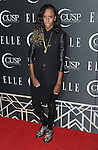 Angel Haze arriving at 'ELLE 5th Annual Women In Music Concert Celebration' held at the Avalon Los Angeles, CA. April 22, 2014.