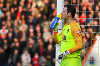 Asmir Begovic of AFC Bournemouth during AFC Bournemouth vs Arsenal, Premier League Football at the Vitality Stadium on 25th November 2018