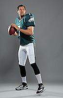 Philadelphia Eagles - TV Portrait Shoot at the NovaCare Complex