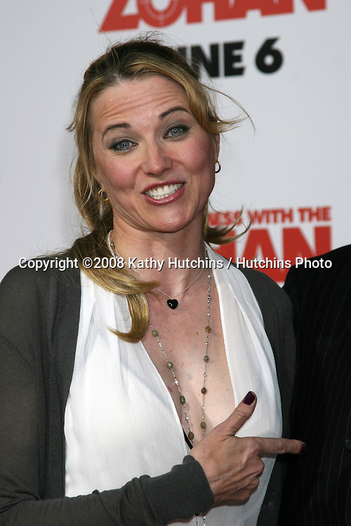"Lucy Lawless.""You Don't Mess with Zohan"" World Premiere.Grauman's Chinese Theater.Los Angeles,  CA.May 28, 2008.©2008 Kathy Hutchins / Hutchins Photo ."