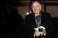 TEATRO GRANDE CERIMONIA 11O° ANNIVERSARIO AIB NELLA FOTO GIUSEPPE SOFFIANTINI ECONOMIA BRESCIA 16/12/2007 FOTO MATTEO BIATTA