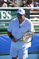 DELRAY BEACH, FL - NOVEMBER 05: Dr. Phil McGraw participates in the 28th Annual Chris Evert/Raymond James Pro-Celebrity Tennis Classic at Delray Beach Tennis Center on November 5, 2017 in Delray Beach, Florida<br /> CAP/MPI/HOO<br /> &copy;HOO/MPI/Capital Pictures