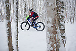 Merry Mashers Fat Bike Race at Mirror Lake 181229.
