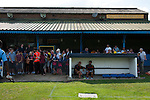 St Albans 0 Watford 5, 26/07/2014. Clarence Park, Pre Season Friendly. Pre Season friendly between St Albans City and Watford from Clarence Park Stadium. Supporters leave the stadium after a 5-0 win for Watford. Watford won the game 5-0. Photo by Simon Gill.