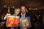 Shani Wallis & Mark Lester starred in the movie Oliver as they participate at Chiller Theatre 2013 on April 28, 2013 at the Parsippany Sheraton Hotel, Parsippany, New Jersey where they sign, pose for fans. It was a three day event.  (Photo by Sue Coflin/Max Photos)