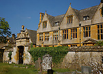 Stanway. Cotswolds. UK