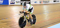 Picture by Simon Wilkinson/SWpix.com - 02/03/2017 - Cycling 2017 UCI Para-Cycling Track World Championships, Los Angeles USA - REID Amanda AUSTRALIA branding