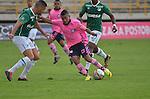 Boyacá Chicó ganó en Tunja a Deportivo Cali 1-0, en partido válido por la fecha 11 de la Liga Àguila I-2016