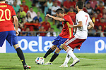 Spain's Koke Resurrecion during the up match between Spain and Georgia before the Uefa Euro 2016.  Jun 07,2016. (ALTERPHOTOS/Rodrigo Jimenez)