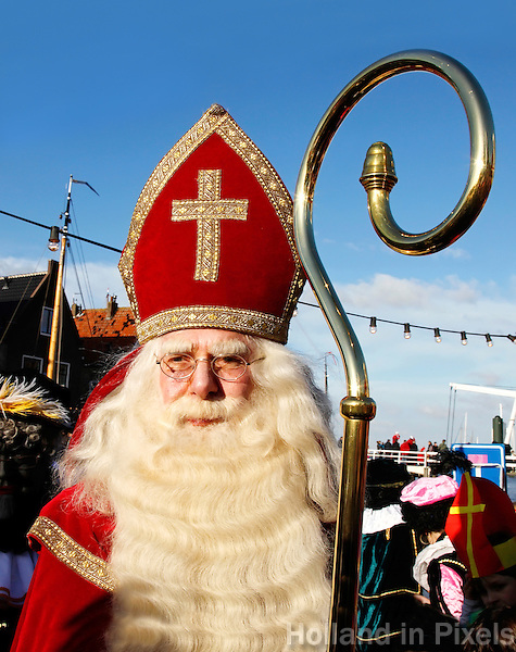 Sinterklaas in Monnickendam