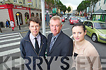 Members of the Tralee chamber alliance are warning traders of bogus calls to businesses to scam credit card machines from left,: Peter Harty, CH Chemist, Kieran Ruttlidge, CEO and Miriam Ferriter, Ballygarry House Hotel.