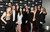 Honorees Carole Cooper, Richard Leibner and family attend the Broadcasting &amp; Cable Hall Of Fame 2018 Awards on October 29, 2018 at Ziegfeld Ballroom In New York, New York, USA. <br /> <br /> photo by Robin Platzer/Twin Images<br />  <br /> phone number 212-935-0770