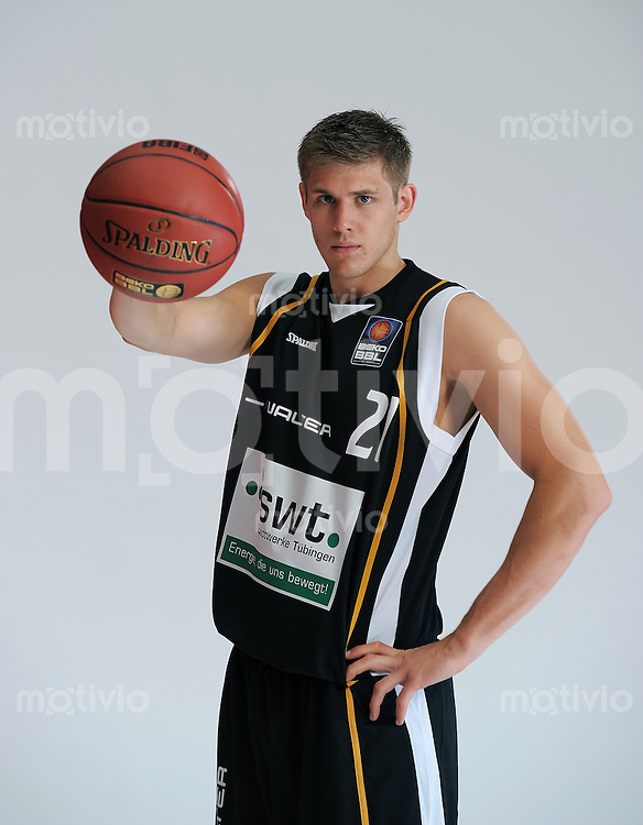 1. Basketball Bundesliga 2011/2012  21.08.2010 Walter Tigers Tuebingen   Ruben Spoden (Tigers)
