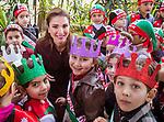 Queen Rania Visits Community  Centers Association