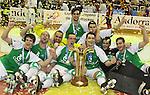 201105.21 LLiga Europea Cers Liceo - Reus Deportiu