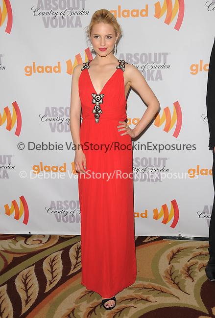 Dianna Agron at the 21st Annual GLAAD Media Awards held at The Hyatt Regency Century Plaza in Century City, California on April 17,2010                                                                   Copyright 2010  DVS / RockinExposures