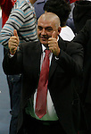 Serbian tennis federation president Slobodan Boba Zivojinovic Davis Cup finals, Serbia vs France in Belgrade Arena in Belgrade, Serbia, Sunday, 5. December 2010. (credit & photo: Pedja Milosavljevic/SIPA PRESS)