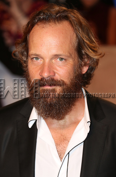 Peter Sarsgaard attends 'The Magnificent Seven' Red Carpet Gala Opening Night of the 2016 Toronto International Film Festival at TIFF Bell Lightbox on September 8, 2016 in Toronto, Canada.