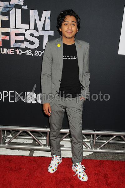 "8 June 2015 - Los Angeles, California - Tony Revolori. LA Film Festival 2015 Premiere of ""Dope"" held at Regal Cinemas L.A. Live. Photo Credit: Byron Purvis/AdMedia"