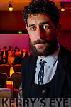 Paul Galvin pictured at KFW Irish Fashion Industry Awards at the Europe Hotel, Killarney on Friday night