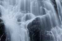 Section of Mingo Falls, Great Smoky Mountains National Park, North Carolina