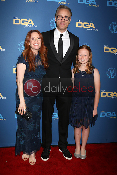 Amy Davidson, Kacy Lockwood, Echo Campbell<br /> at the 71st Annual Directors Guild Of America Awards, Ray Dolby Ballroom, Hollywood, CA 02-02-19<br /> David Edwards/DailyCeleb.com 818-249-4998