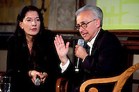 LIVE from the NYPL: ANTONIO DAMASIO & MARINA ABRAMOVIC